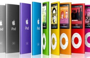 Apple, iPod Nano Desteğine Son Verdi!