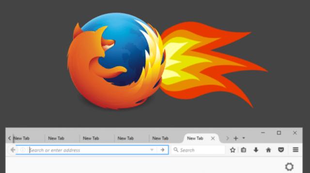 Firefox, 15 Saniyede 1500'den Fazla Sekme Açabiliyor!