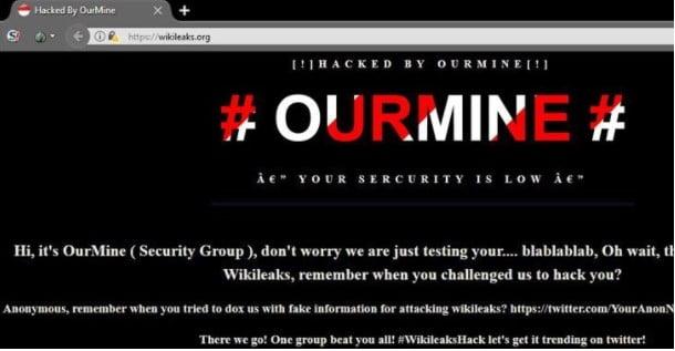 Wikileaks Hacklendi!