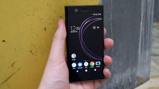 android oreo sony-2