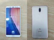Huawei'nin 4 Kameralı Akıllı Telefonu 'Huawei G10' Sızdırıldı!