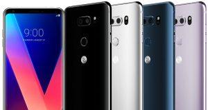 LG V30, Tüm İhtişamıyla Tanıtıldı!