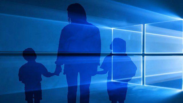 Windows 10'da Ebeveyn Denetimi & Çocuk Kullanıcı Kontrolleri (Resimli Anlatım)