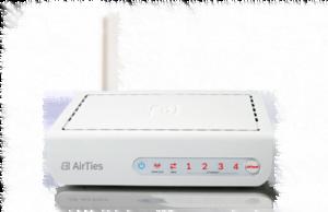 AirTies Air 4340 Erişim Noktası (AP) Ayarları (Resimli Anlatım)