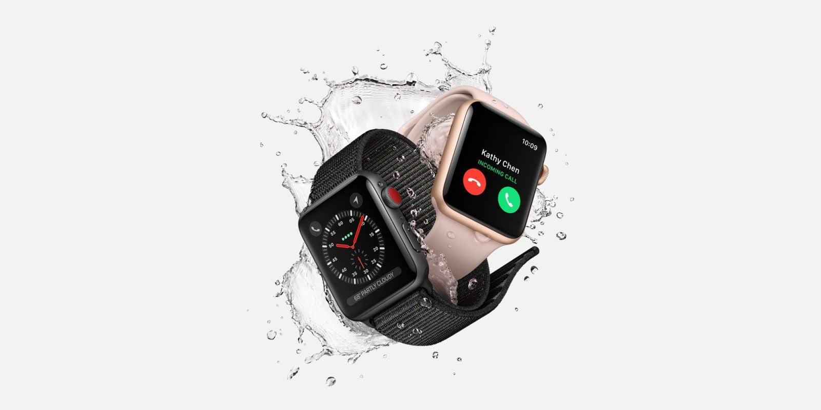 Apple Watch 3, Ülkemizde Satışa Sunuldu!