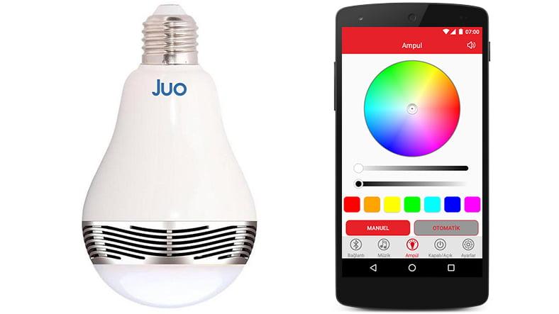 JUO LED Ampül ile Evinize Parti Ortamı Havası Katın!