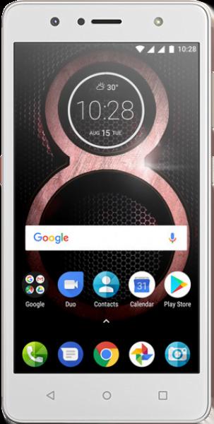 Lenovo'nun Yeni Akıllı Telefonu 'K8' Tanıtıldı!
