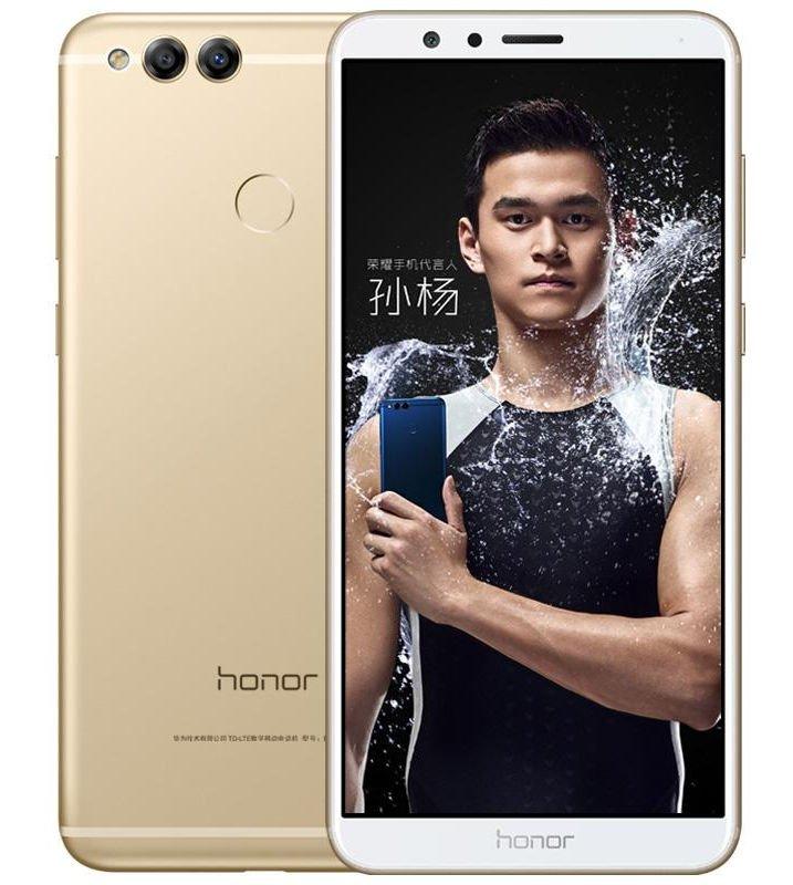 Huawei'nin Tasarım Harikası Yeni Akıllı Telefonu 'Honor 7X'!