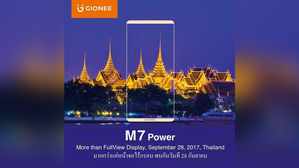Pil Canavarı 'Gionee M7 Power' Satışa Sunuldu!