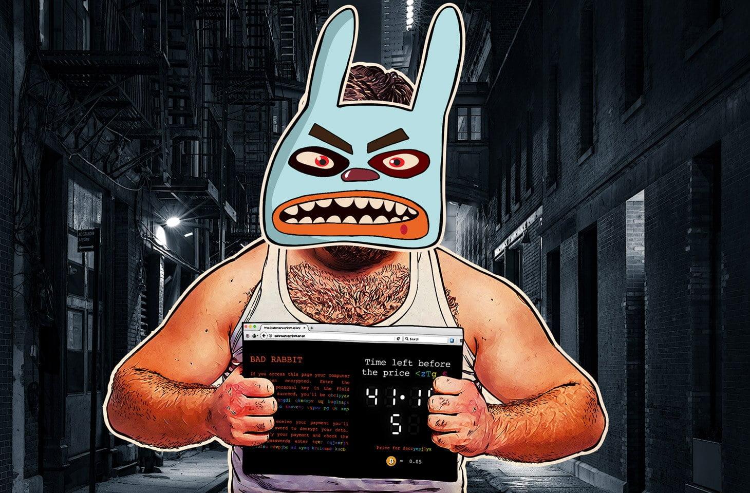 BTK, 'Bad Rabbit'ten Korunma Yöntemlerini Açıkladı!