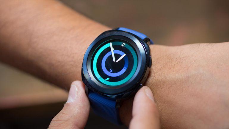 Samsung'un Yeni Akıllı Saati 'Samsung Gear Sport'!