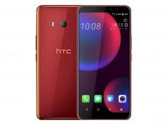 HTC'nin Çift Selfie Kameralı Yeni Akıllı Telefonu HTC U11 Eyes Tanıtıldı!