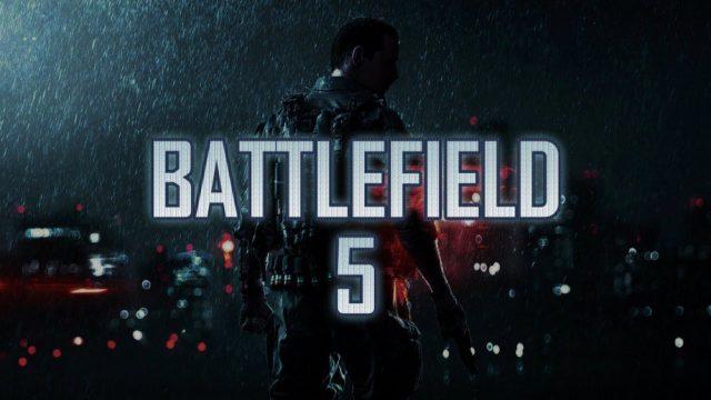 Karşınızda Battlefield 5!