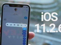 iOS 11.2.6 Güncellemesi Yayımlandı!