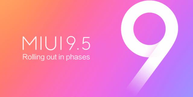 MIUI 9.5 Güncellemesini Alacak Xiaomi Modelleri Belli Oldu!