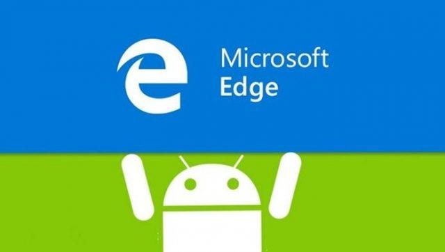 Tabletlerde Microsoft Edge Desteği!