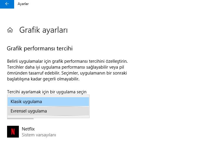 Windows 10'da En İyi GPU Ayarı Nasıl Yapılır? (Resimli Anlatım)