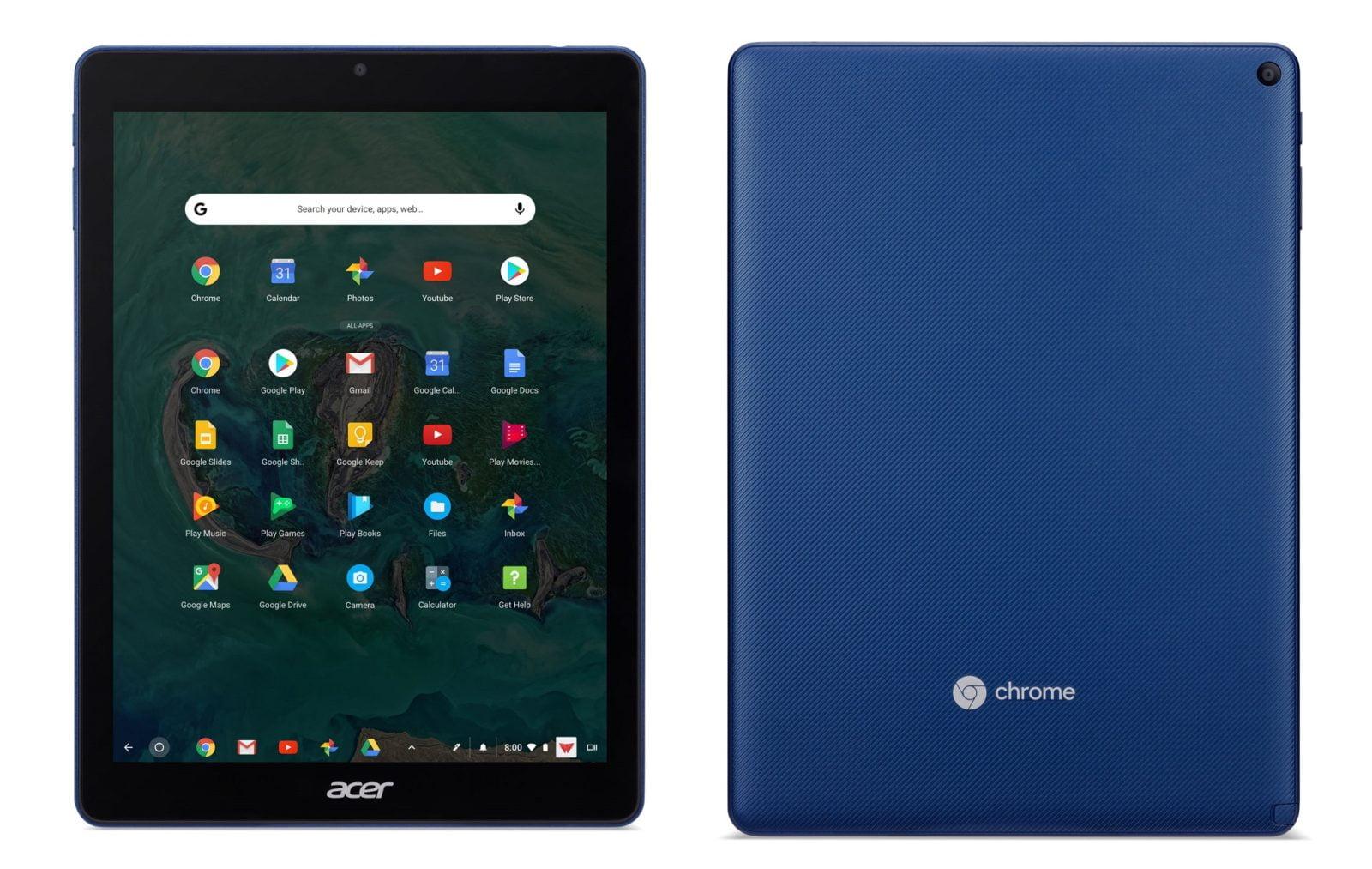 Acer Chromebook Tab 10 Özellikeri ve Fiyatı!