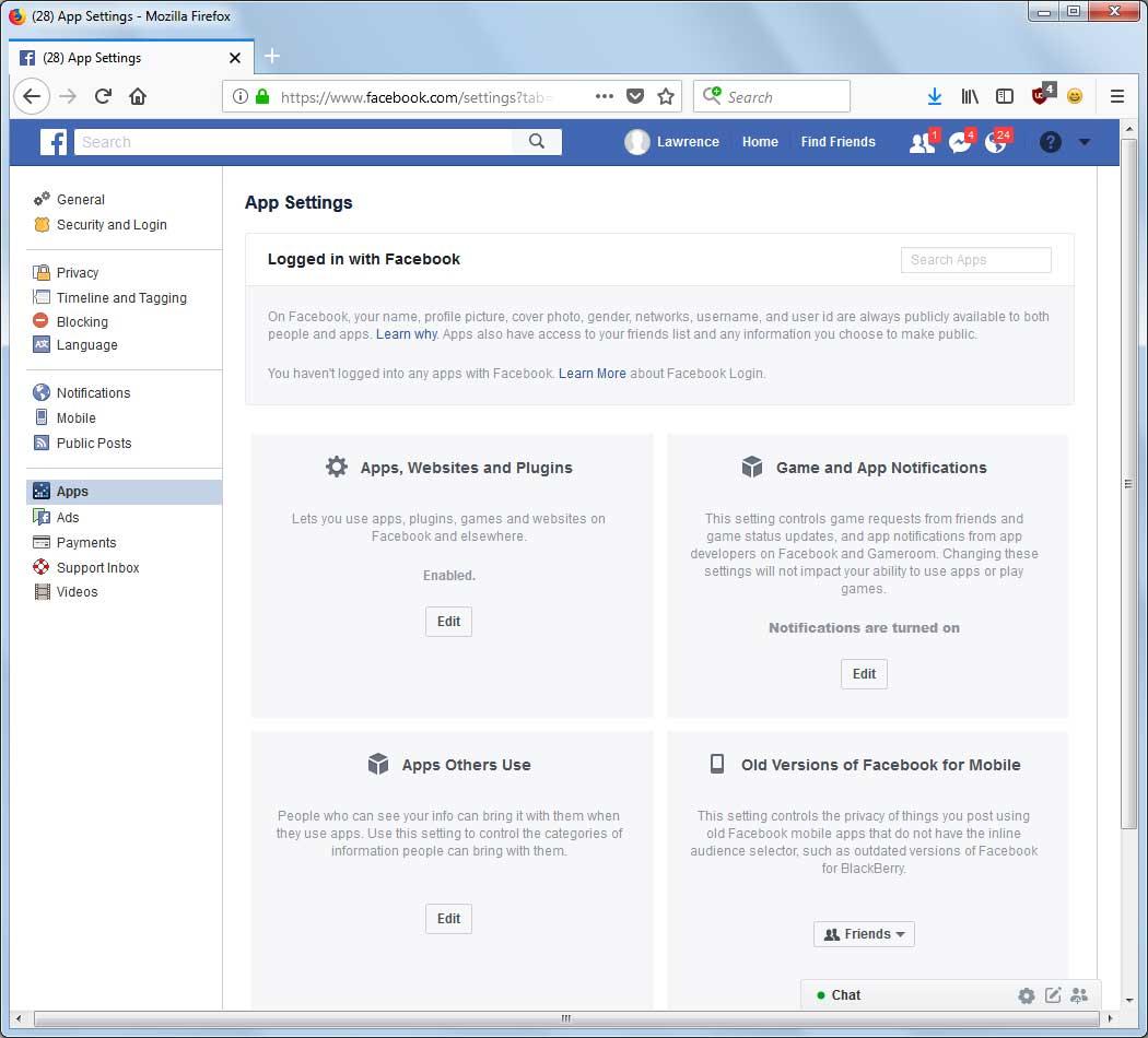 Facebook API Platformunda Paylaşılan Verileri(nizi) Kısıtlayın!