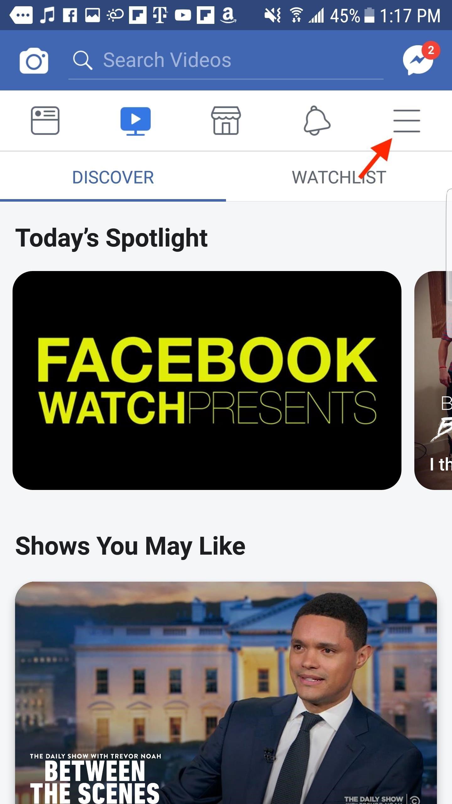 Facebook Verilerinizi Android ve iOS Uygulamasından Nasıl İndirebilirsiniz?