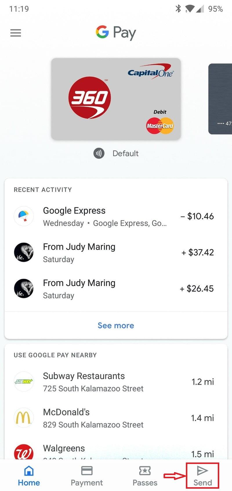 Google Pay ile Para Gönderme ve Para Alma (İsteme)!
