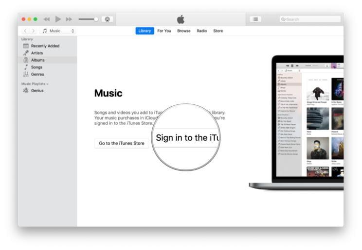 Mac'te Apple ID ve iTunes Ayarları ve iTunes Kulllanımı!