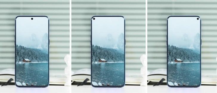 Sıradaşı Tasarıma Sahip Samsung Galaxy A8s'e Ait İlgi Çeken Bilgiler!