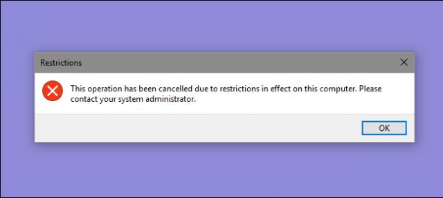Windows 10'da, Kullanıcılara Belli Uygulamaları Engelleme veya İzin Verme!