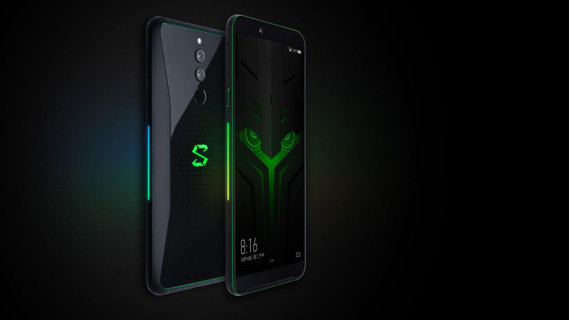 10GB RAM'a Sahip İlk Akıllı Telefon 'Xiaomi Black Shark Helo'