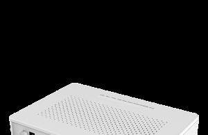 ZTE ZXHN H267a | TeknoDestek