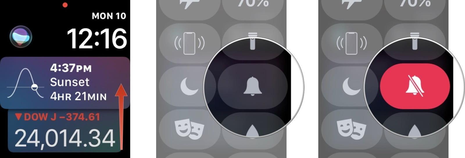 Apple Watch'ta Zil Sesi ve Uyarılar Nasıl Kapatılır?