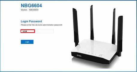 ZyXEL NBG-6604 Kablosuz Router Kurulumu