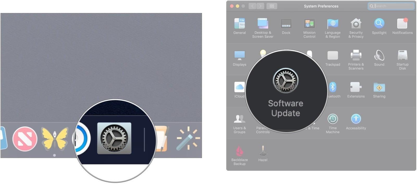 macOS Mojave'de Yazılım Güncellemeleri Nasıl Kontrol Edilir?