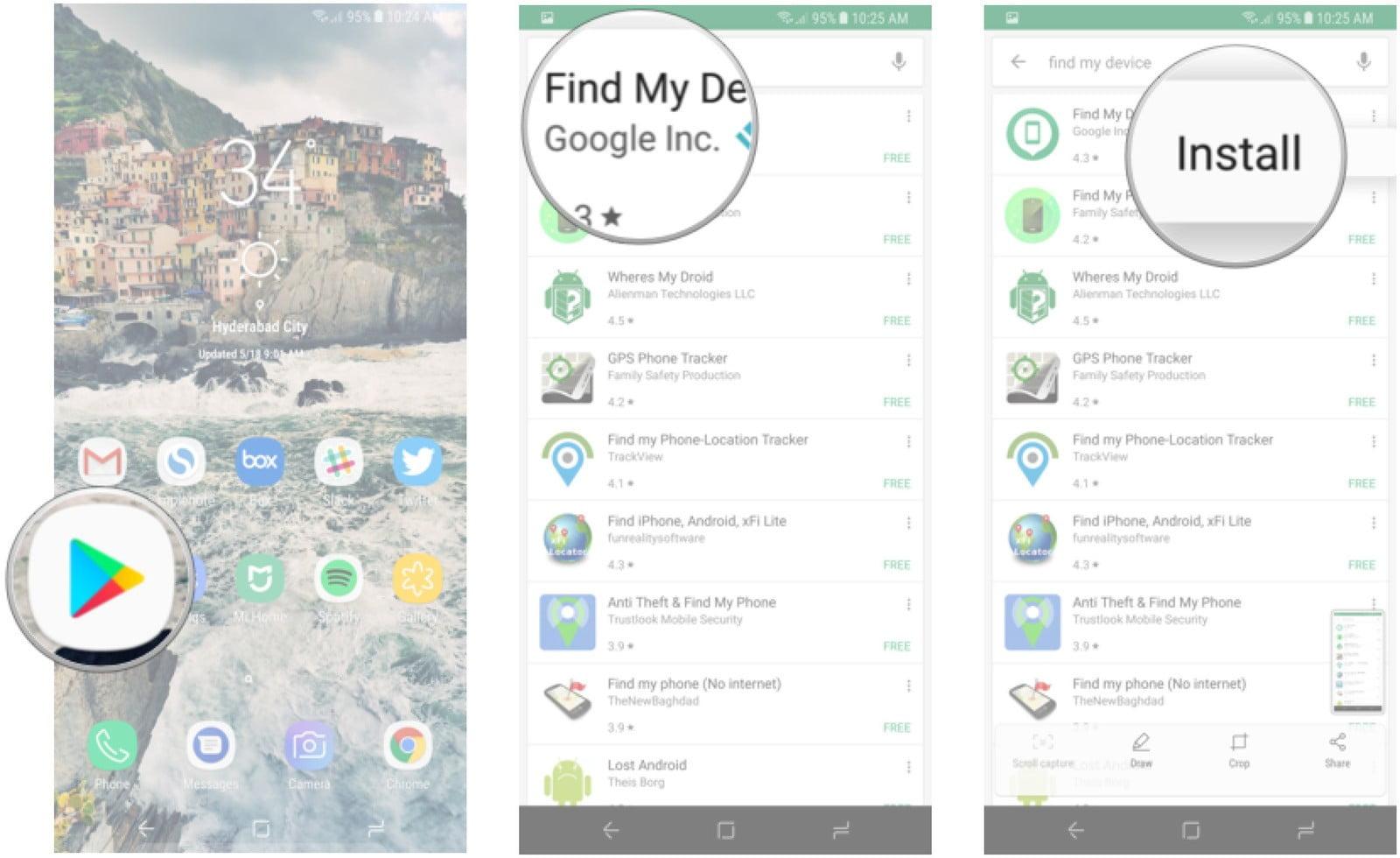Android'de Find My Device Uygulaması Ne İşe Yarar ve Nasıl Kullanılır?