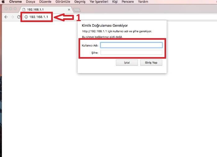 Asus DSL N16 Modem Kurulumu (Resimli Anlatım)