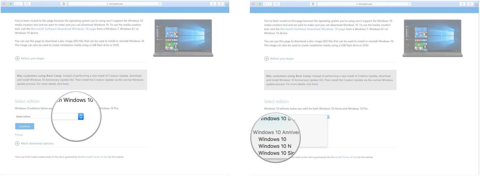 Boot Camp ile Mac Bilgisayara Windows 10 Kurulumu _ 1