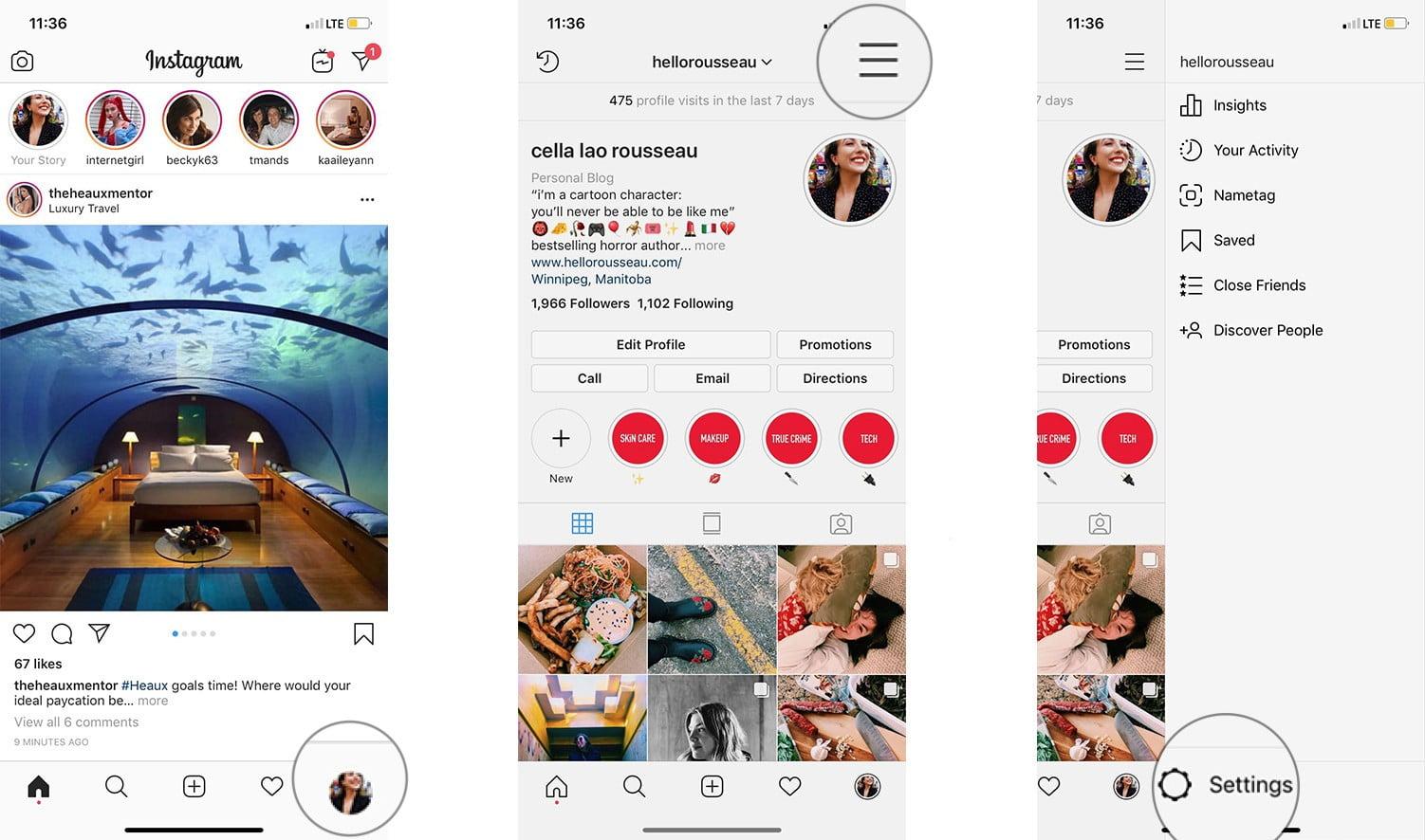Instagram Fotoğrafları, Facebook Sayfasına Otomatik Olarak Nasıl Gönderilir?