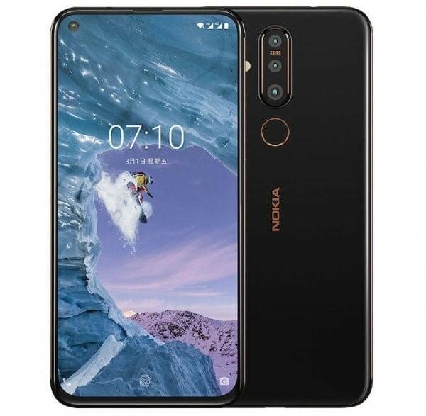 Huzurlarınızda Nokia'nın Yeni Amiral Gemisi: Nokia X71!