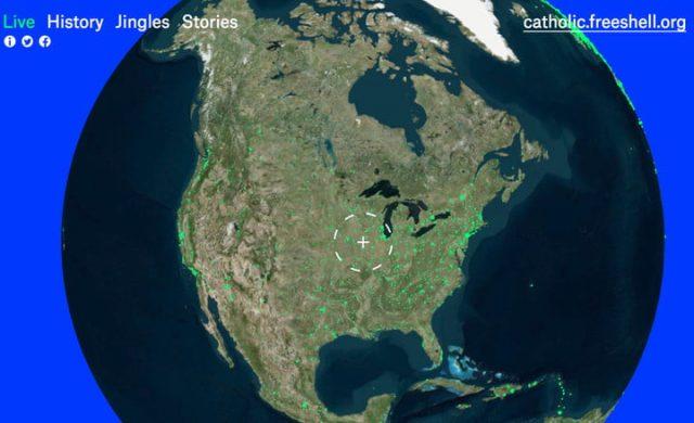 İnteraktif Harita ile Dünyadaki Radyo İstasyonlarını Keşfedin ve Radyo Dinleyin!